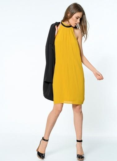 Şifon Elbise-Vero Moda
